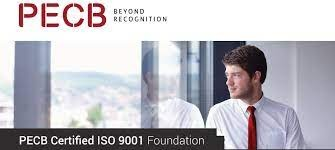 PECB Certified ISO 9001 Foundation