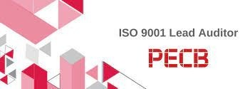 PECB Certified ISO 9001 Lead Auditor